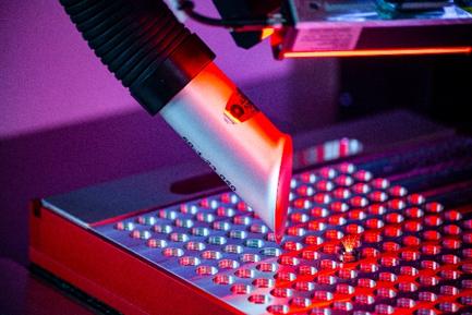Laserboortechnologie HFI