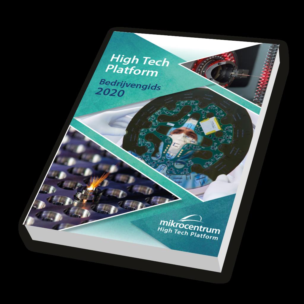 HFI laserboortechnologie cover Mikrocentrum high tech bedrijvengids 2020